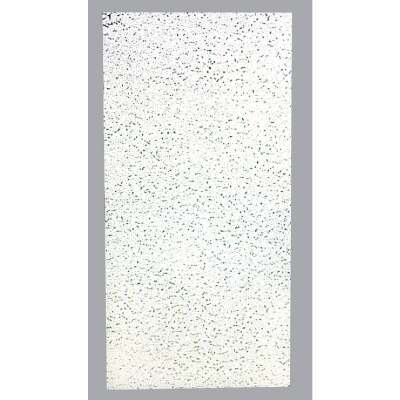 Fifth Avenue 2 Ft. x 4 Ft. Fire Rated White Mineral Fiber Ceiling Tile (8-Count)