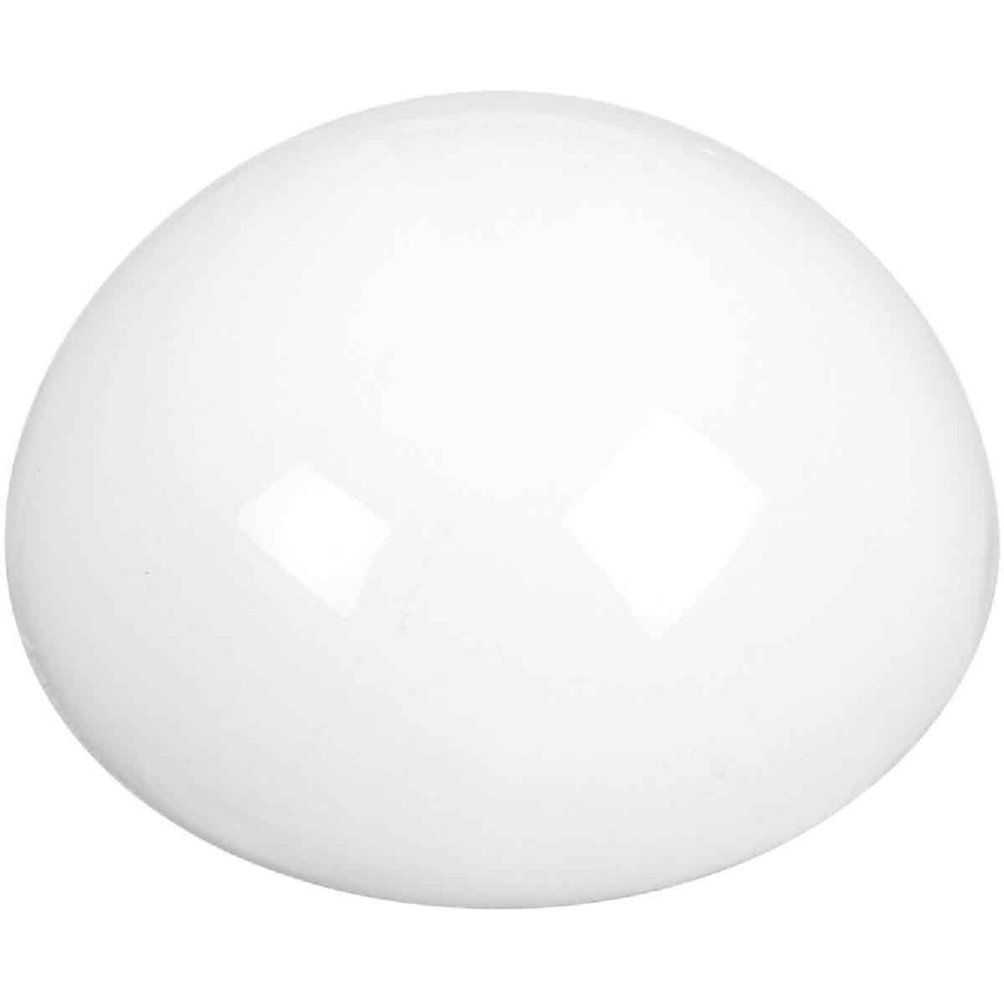 National 337 White Softstop Wall Door Stop (2-Count) Image 1