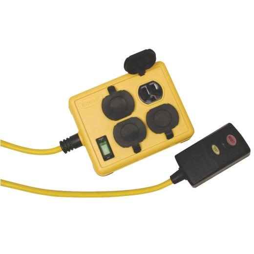 Multi-Outlet Cords & Surge Strips