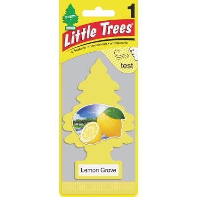Little Trees Car Air Freshener, Lemon Grove