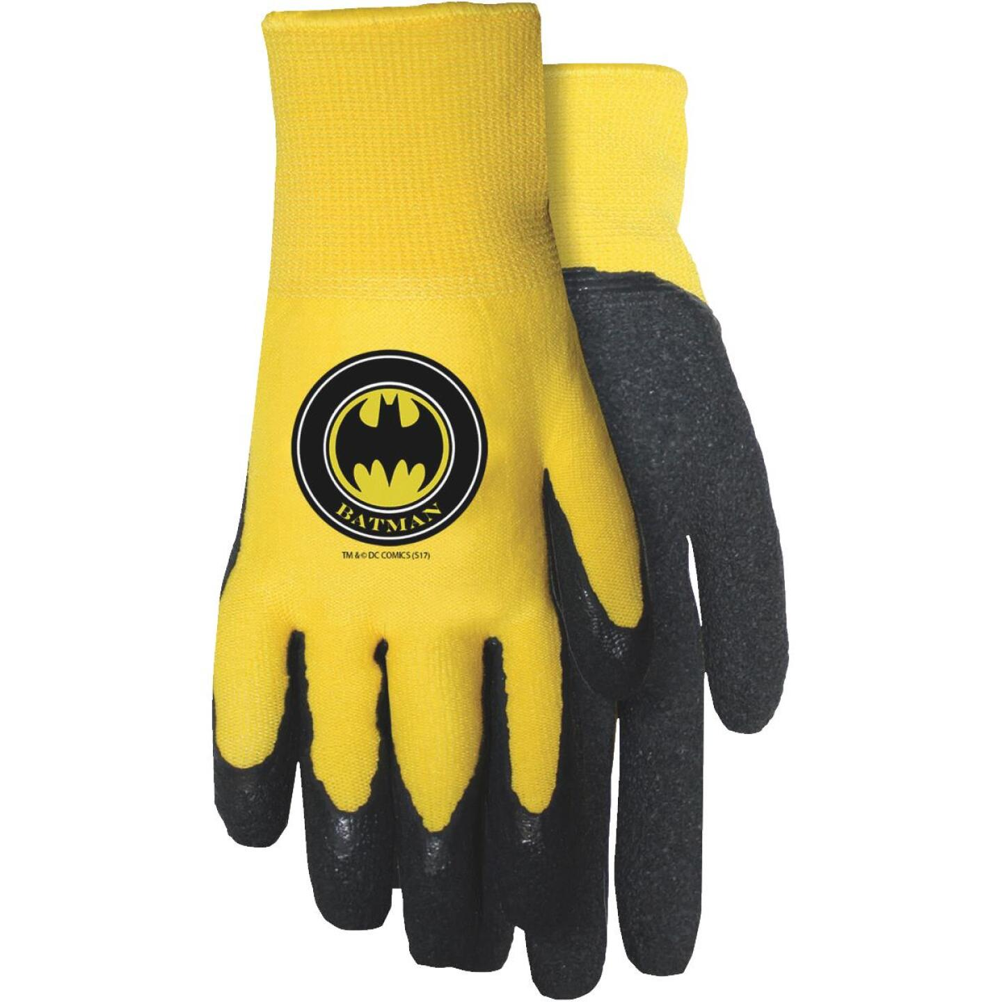 Warner Brothers Batman Toddler Latex Coated Polyester Glove Image 1