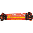 Do it 3/8 In. x 50 Ft. Orange & Black Truck Polypropylene Packaged Rope Image 2