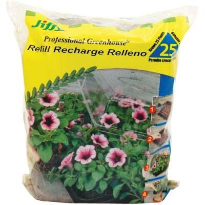 Jiffy Compressed Peat Pot Pellets (25-Pack)