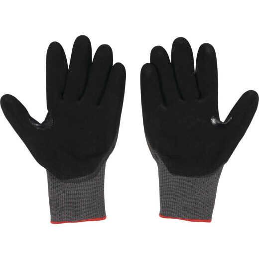Milwaukee Impact Cut Level 5 Unisex Large Nitrile Dipped Work Gloves