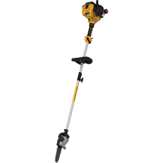 DeWalt Trimmer Plus 10 In. 27cc 2-Cycle Straight Shaft Pole Saw