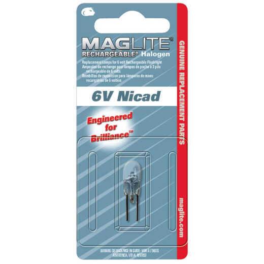 Maglite Halogen 6V Flashlight Bulb